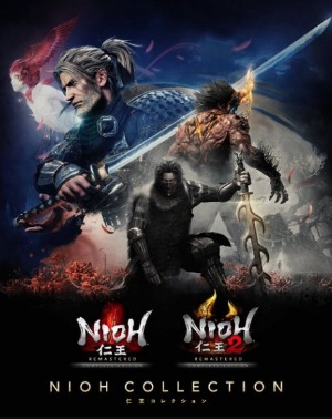 Nioh Collection jaquette