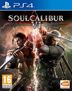 soulcalibur 6 jaquette