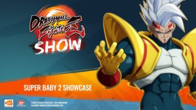 dragon ball fighterz super baby 2