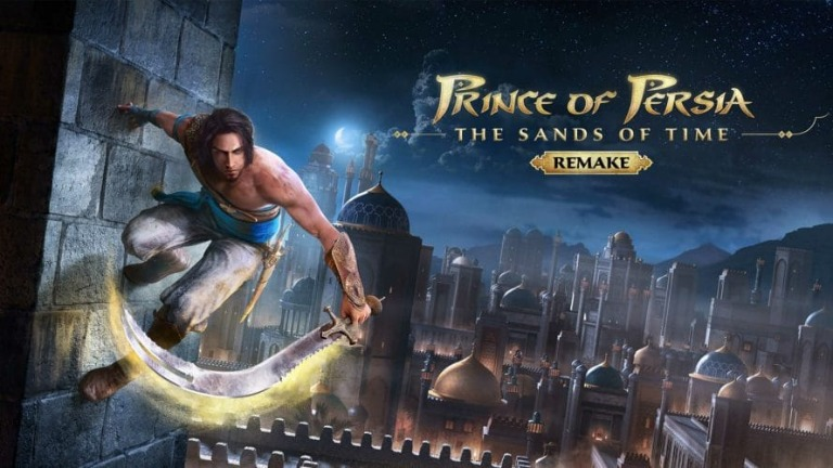 prince of persia les sables temps remake