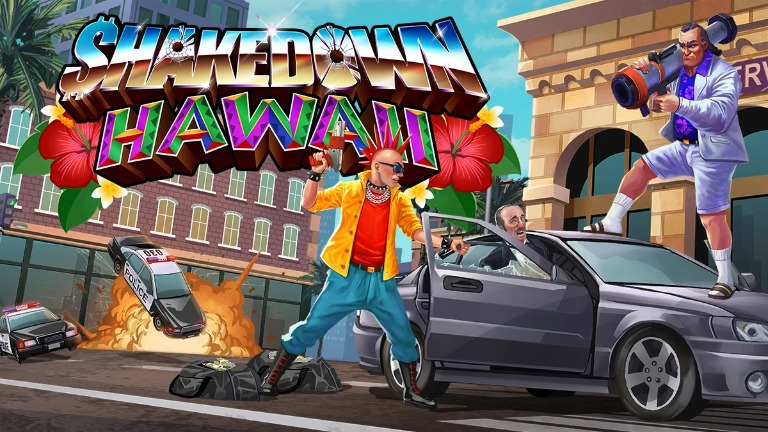 shakedown hawaii