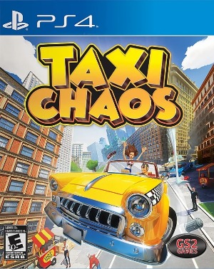 taxi chaos jaquette
