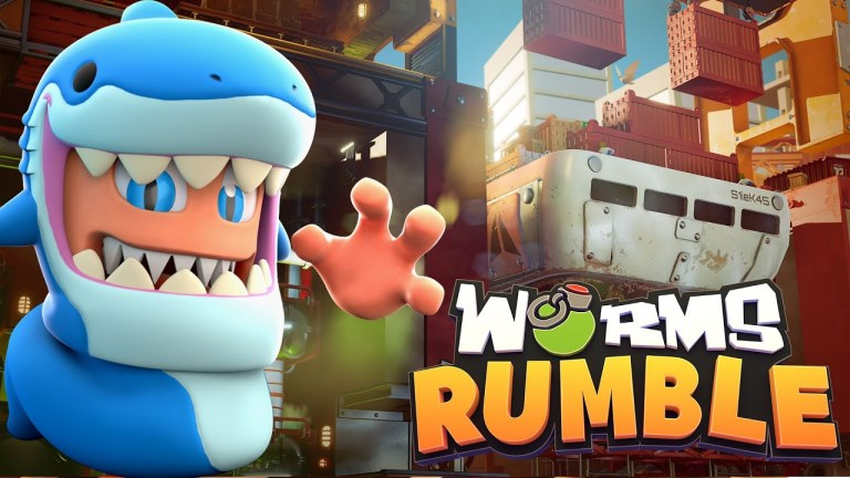 worms rumble deadly dockyard
