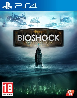 bioshock the collection jaquette