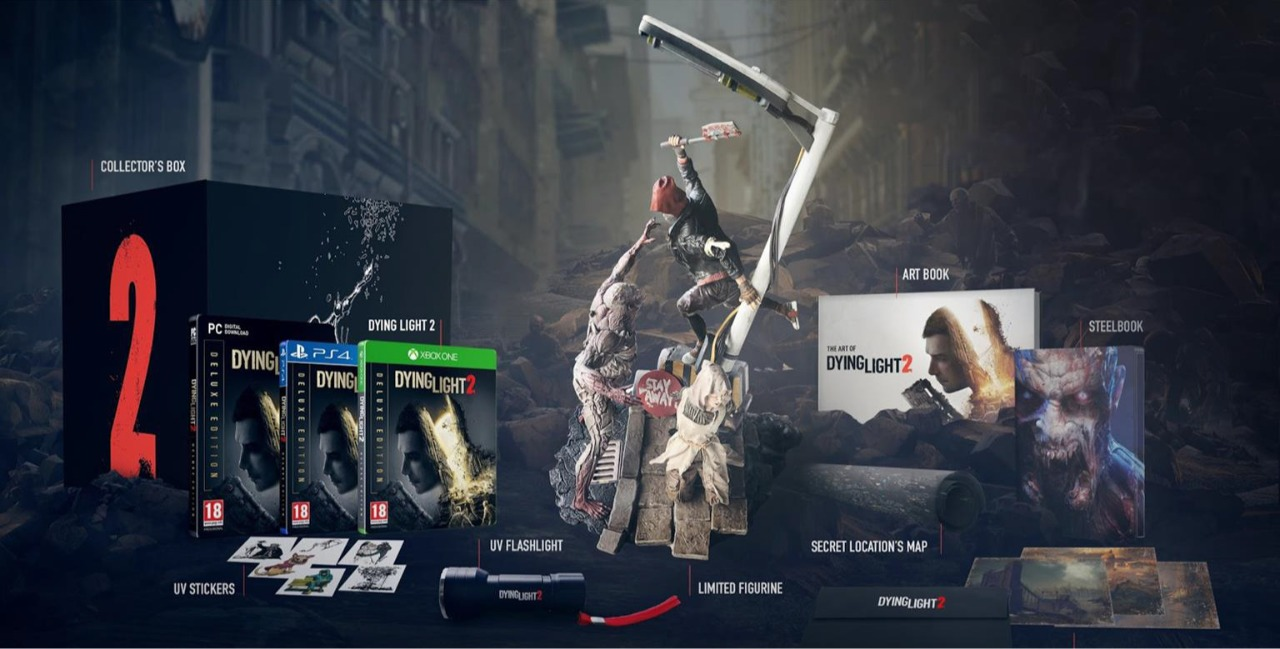 dying light 2 fuite collector