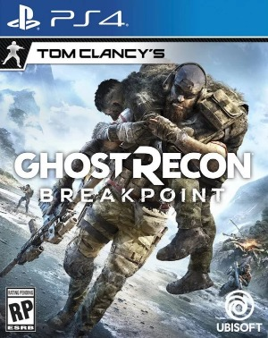 ghost recon breakpoint jaquette