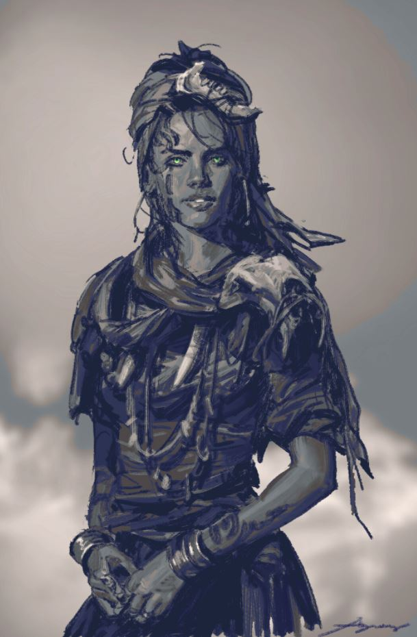 naughty dog concept art medieval