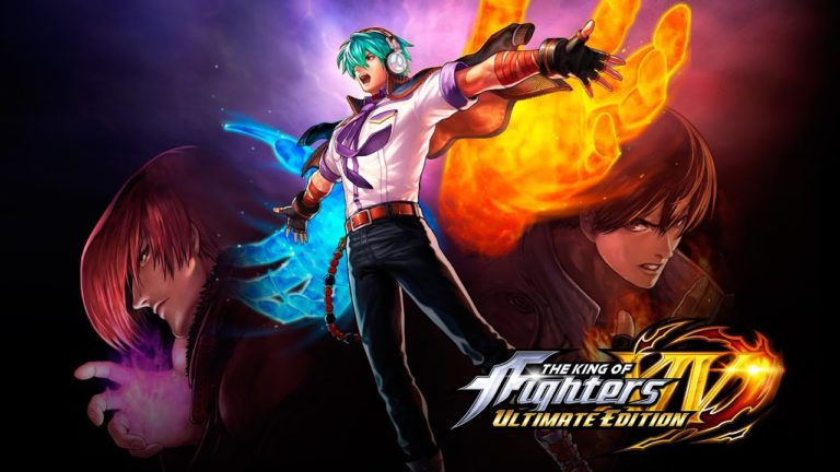 the king of fighters 14 ultimate edition