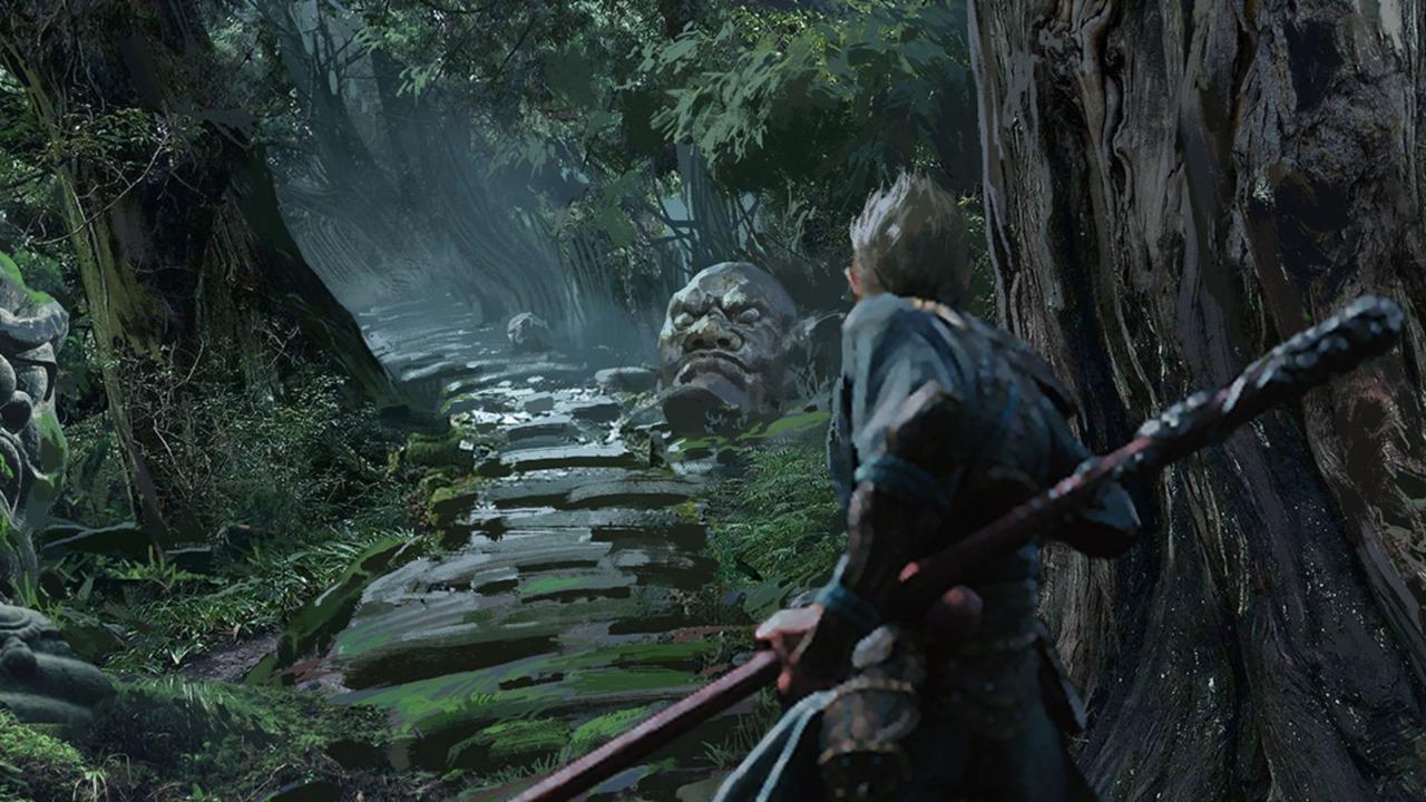 Black Myth : Wu Kong