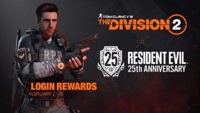 division 2 resident evil