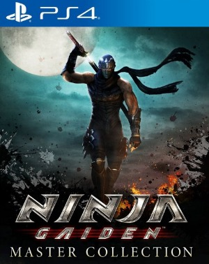 ninja gaiden master collection jaquette