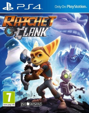 ratchet and clank jaquette