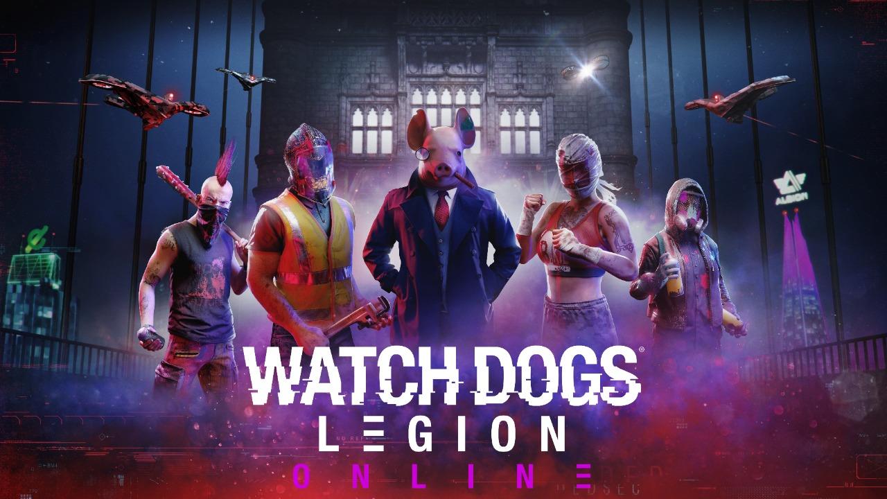 watch dogs legion en ligne