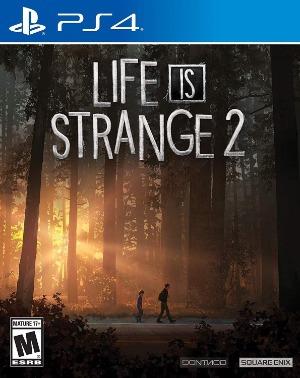 life is strange 2 jaquette
