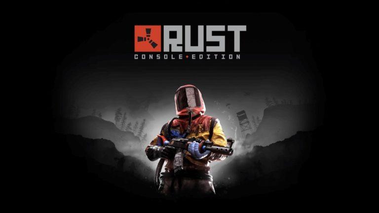rust console edition