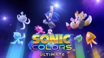 sonic colors utlimate