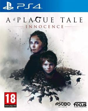 A plague tale innocence jaquette