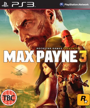 Max Payne 3 jaquette