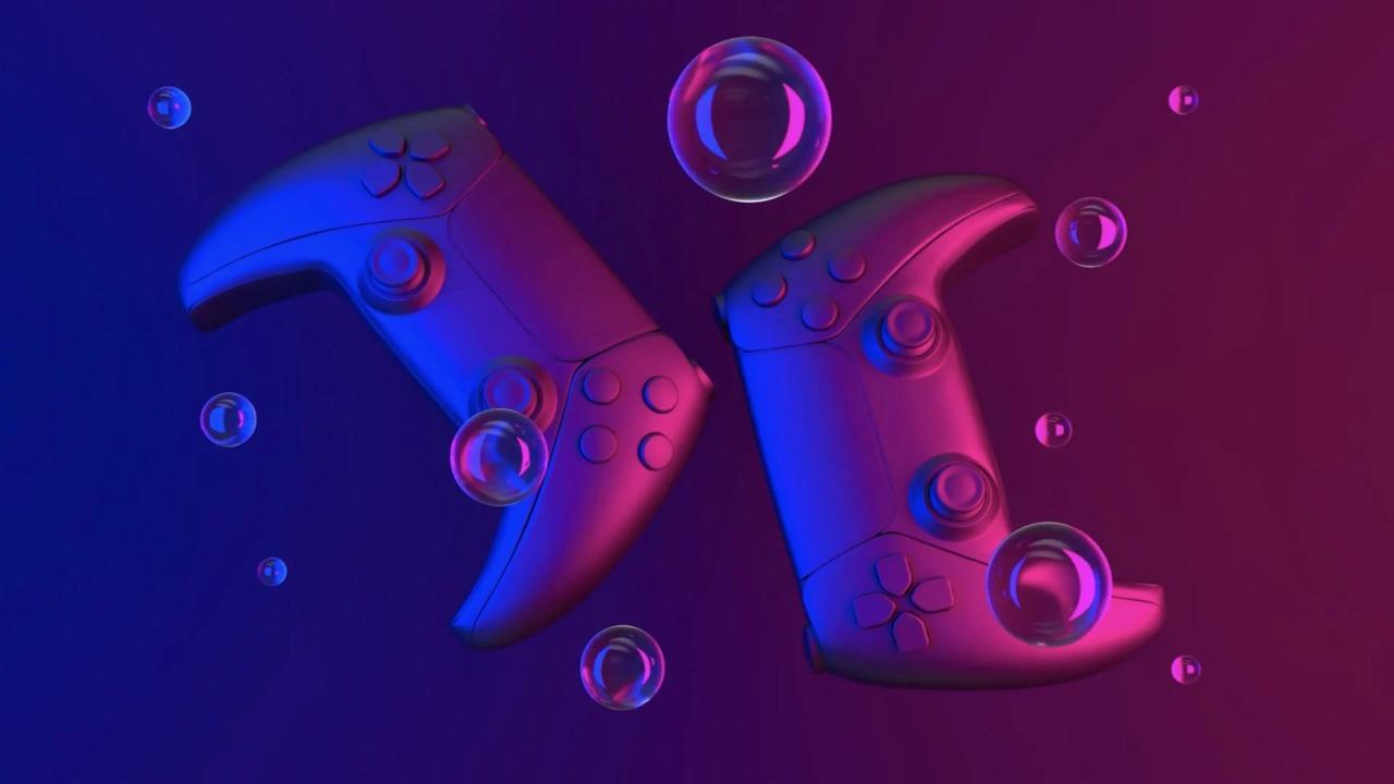 netflix playstation dualsense