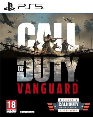 call of duty vanguard jaquette