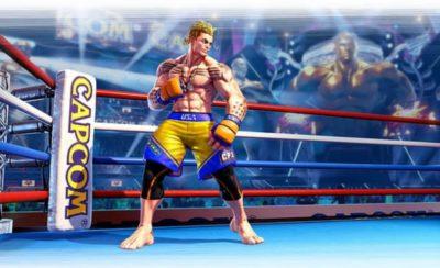 luke street fighter V